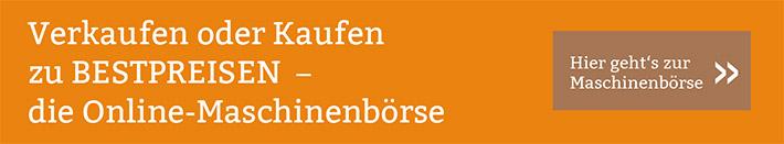 Die Maschinenbörse des Fachverband der Holzindustrie Österreichs